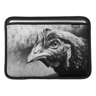 spirits and chickens MacBook sleeves
