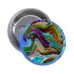 Spirits and Inspiration - Heart Beat V2 2 Inch Round Button