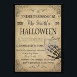 "Spirits Halloween Party Invitation<br><div class=""desc"">Spirits Halloween Party Invitation.</div>"