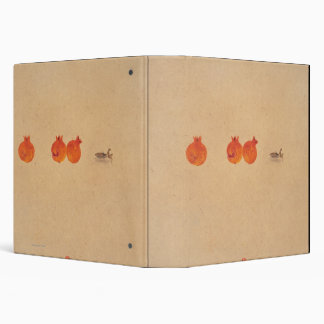 Spirits in the Heaven and Earth Series No.5 3 Ring Binder