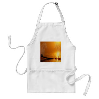 spirits in the sky adult apron