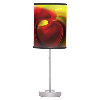 Spirit's Kiss Abstract Lamp