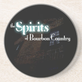 Spirits of Bourbon Country Coaster