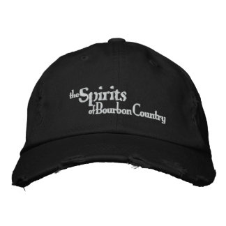 Spirits of Bourbon Country Hat Embroidered Hat
