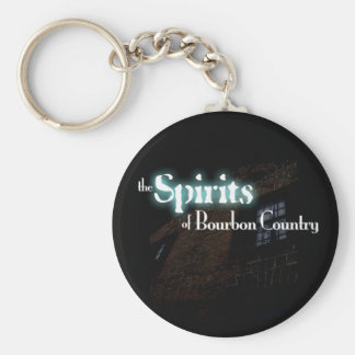 Spirits of Bourbon Country Keychain
