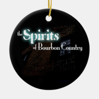 Spirits of Bourbon Country Ornament