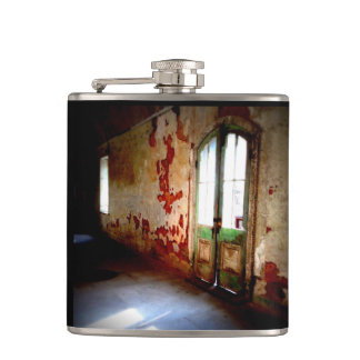Spirits of Eastern State Penitentiary Hip Flask