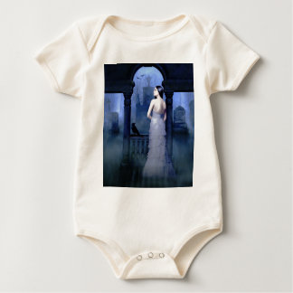 Spirits of the Dead Baby Bodysuit