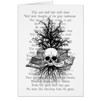 Spirits Of The Dead Stationery Note Card
