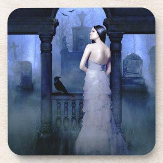 Spirits of the Dead  Cork Coaster
