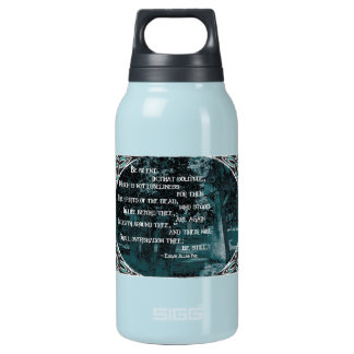 Spirits of the Dead Insulated Water Bottle