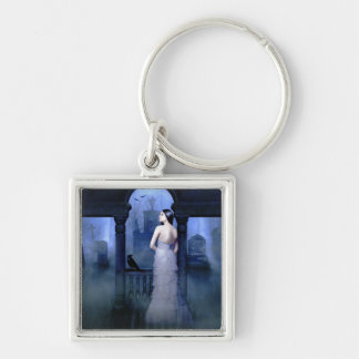 Spirits of the Dead Keychain