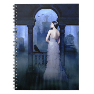 Spirits of the Dead Notebook