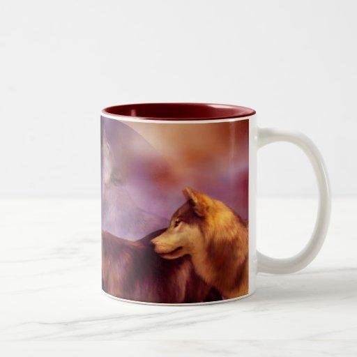 Spirits Of The Moon Mug
