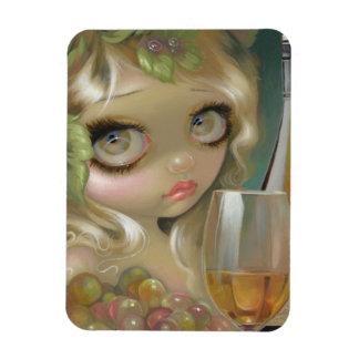 """Spirits of the Vine: Chardonnay"" Flex Magnet"