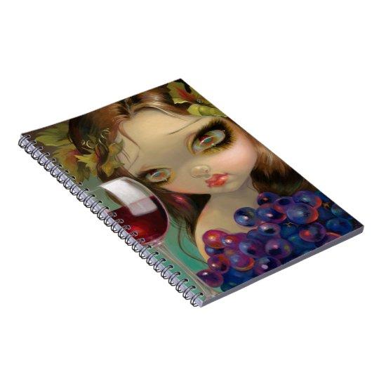 """Spirits of the Vine: Merlot"" Notebook"