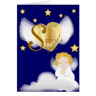 Spirit's Sighs-Customize Card