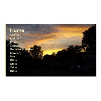 Spiritual Advisor Business Cards