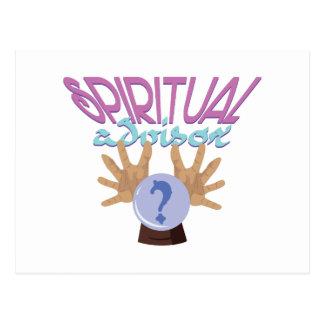 Spiritual Advisor Postcard