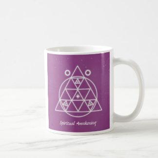 Spiritual Awakening Classic White Coffee Mug