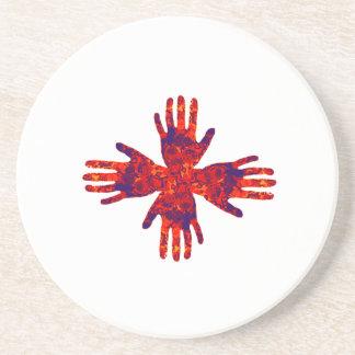 Spiritual Bindings Coaster