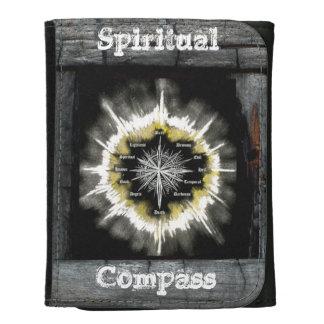 Spiritual Compass Wallet