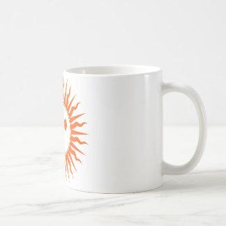 Spiritual Cross Design Coffee Mug