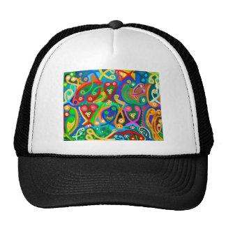 SPIRITUAL Dance An Elegant Artistic Show GIFTS HIM Mesh Hats