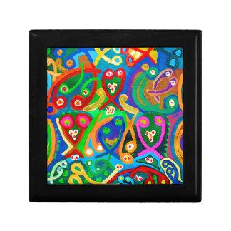 Spiritual Dance FineArt Trinket Box