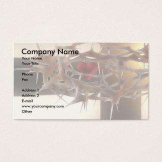 Spiritual Design Business Card