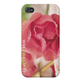 Spiritual Design Matches Easter Wishes Card Cover For iPhone 4