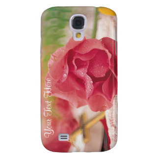 Spiritual Design Matches Easter Wishes Card Samsung S4 Case