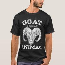 Spiritual goat T-Shirt