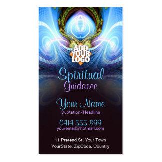 Spiritual Guidance Holistic Energy Business Card