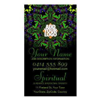 Spiritual Guidance w/ Logo Business Card