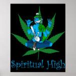 Spiritual High Print