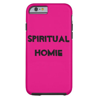 Spiritual Homie - Cell Phone Case