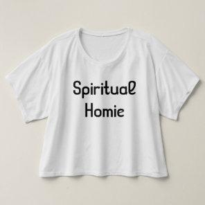 Spiritual Homie Freshy T-shirt