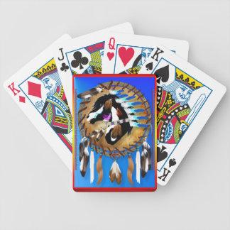 Spiritual Horse Playing Cards