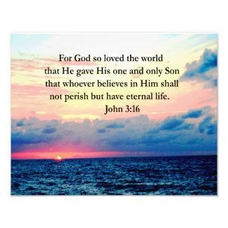 SPIRITUAL JOHN 3:16 PHOTO