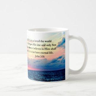 SPIRITUAL JOHN 3:16 PHOTO COFFEE MUG