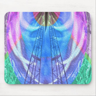 Spiritual Journey - HIS words provide LADDER Mousepads
