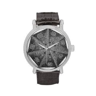 """Spiritual-kaleidoscope Wristwatch""..."