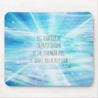 Spiritual Light Mouse Pad
