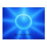 Spiritual Light postcard
