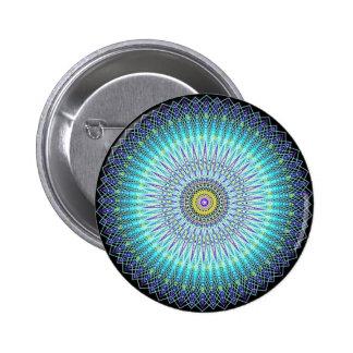 Spiritual Mandala Gifts Pinback Buttons