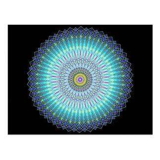 Spiritual Mandala Gifts Postcard