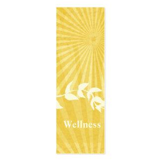 Spiritual  Meditation Coach Business Card Template
