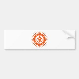 Spiritual Om Bumper Sticker