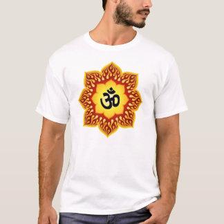 Spiritual Om Design. T-Shirt